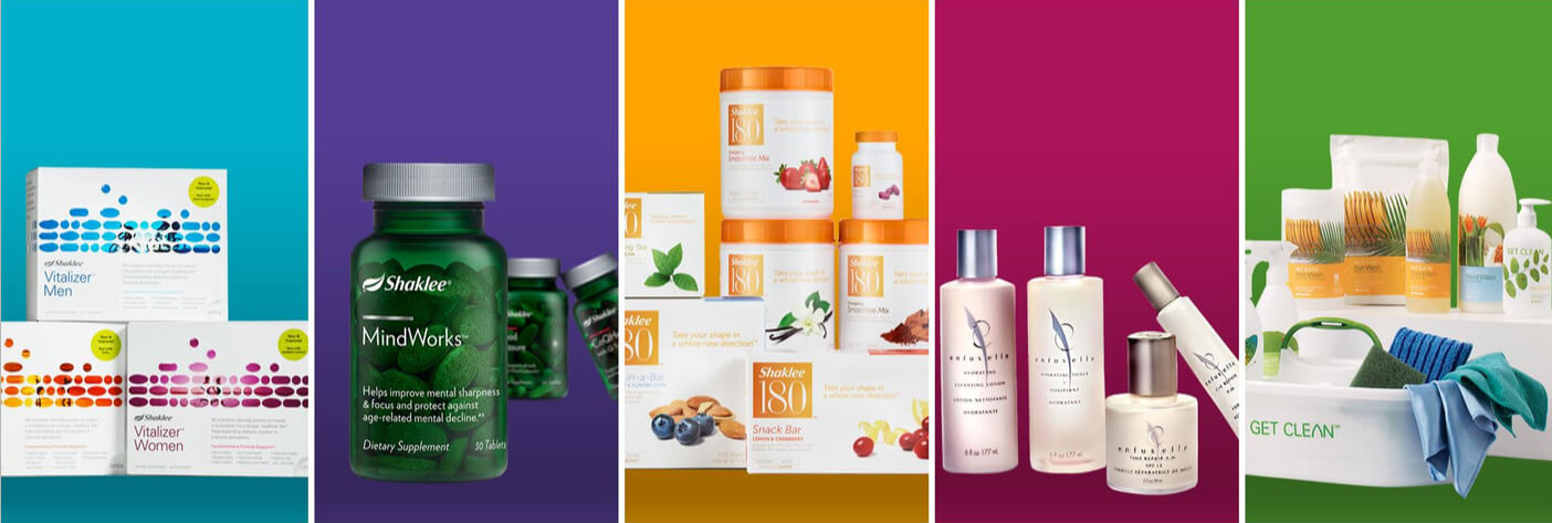 Shop Shaklee Products
