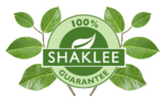 Shaklee Guarantee Leaf