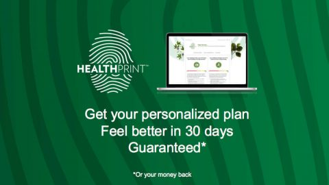 Shaklee HealthPrint - All's Well Health