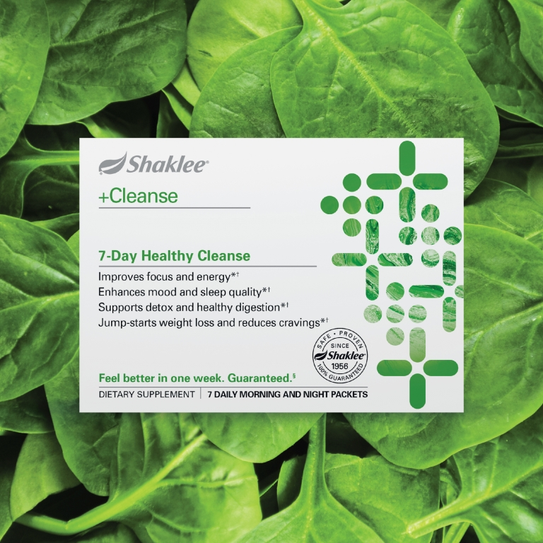 7-Day Healthy Cleanse Program