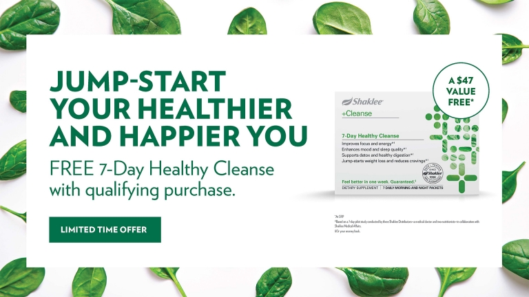 Healthy Cleanse HealthPrint Special Offer