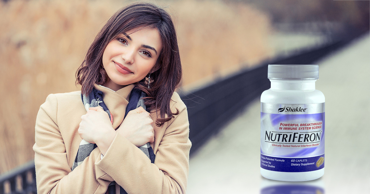 NutriFeron Immune Booster