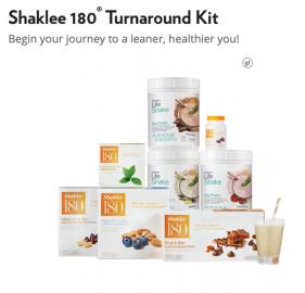 Shaklee Turnaround Kit with Life Shakes