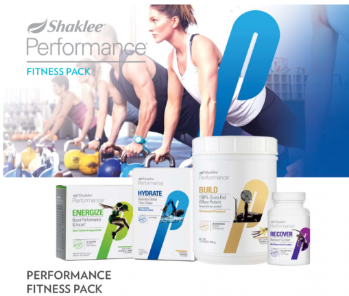 Shaklee Performance Fitness Pack