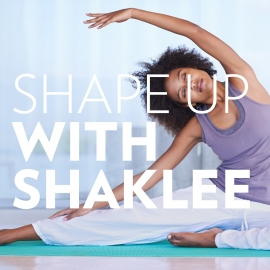 Shape up with Shaklee