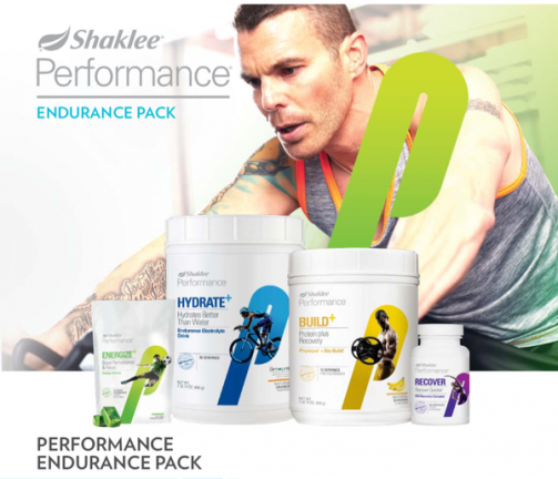 Shaklee Performance Endurance Pack