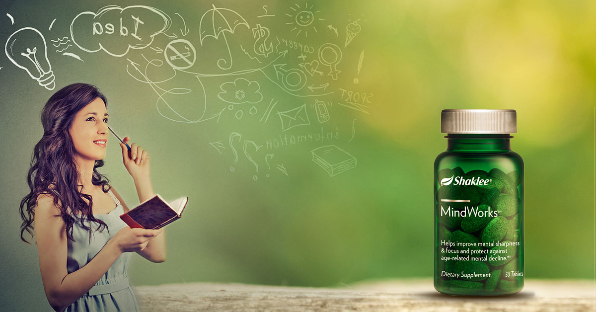 Shaklee Review: MindWorks