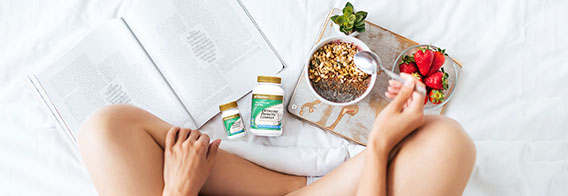 Why Shaklee Optiflora