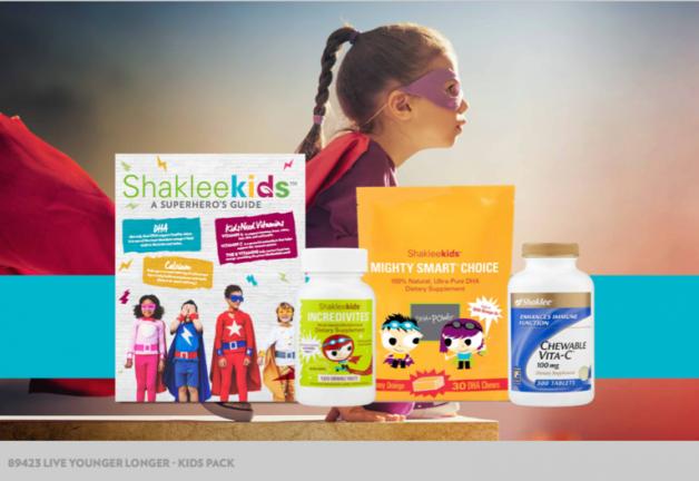 Shakleekids Power Pack