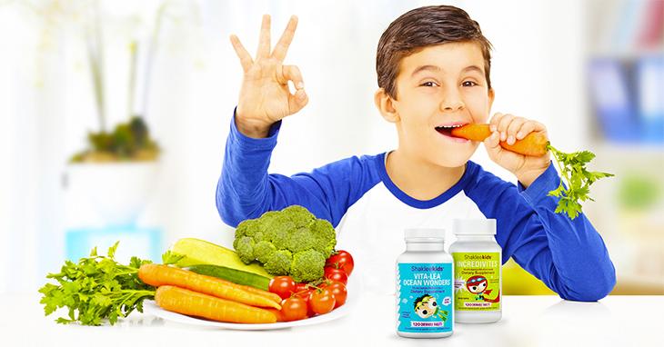 Why Children's Multivitamins. Why Shakleekids Vitamins