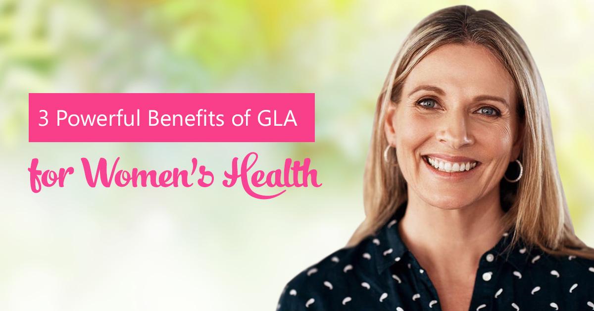 Benefits of GLA