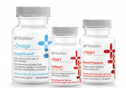 Shaklee SmartHeart products
