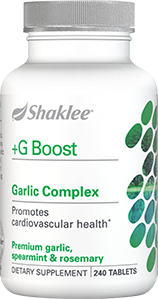 Shaklee Garlic