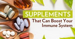 Supplements that can boost your immune system