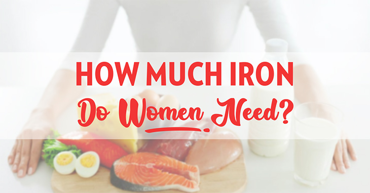 How Much Iron Do You Need?