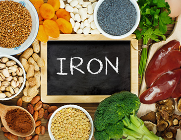 Food Sources of Iron - Supplemental Iron