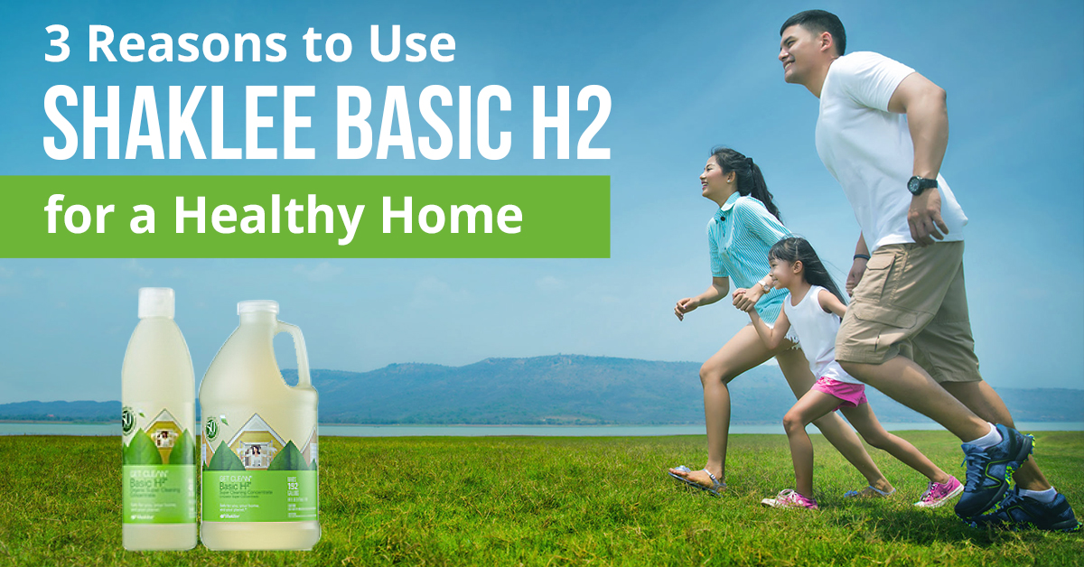 Shaklee Basic-H2 Review
