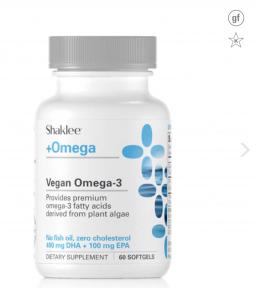 Shaklee Vegan Omega-3
