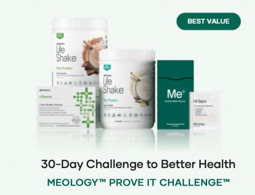 Me+ology Prove It Challenge