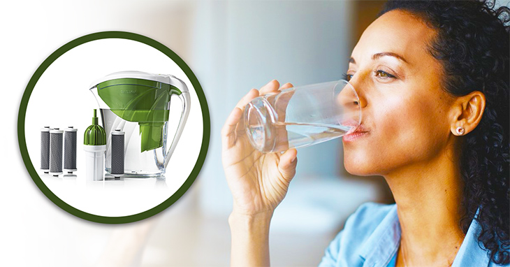 Protect Drinking Water with Get Clean Water Pitcher