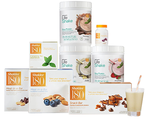 The Shaklee 180 Plan